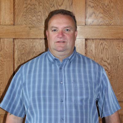 Councillor Ian Buckland 2018