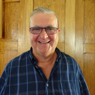 Councillor David Chace 2019