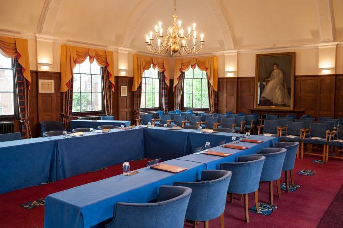 New Millennium Chamber Room