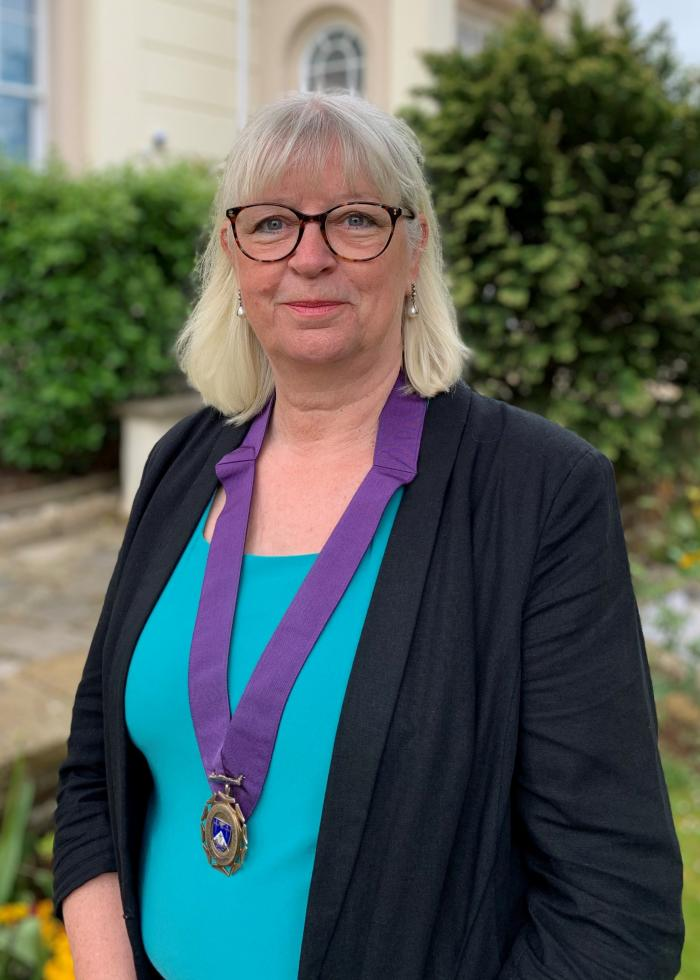Deputy Mayor Councillor Jill Long 2021