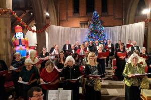 Edwin James Festival Choir- Feel the Spirit of Christmas