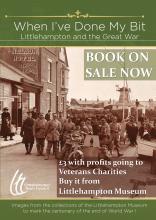 Littlehampton and the great war book cover