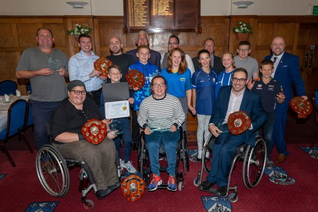 Sports Awards Winners 2018