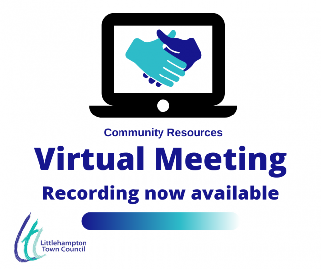 Virtual meeting CRC available