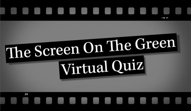Screen on the Green quiz
