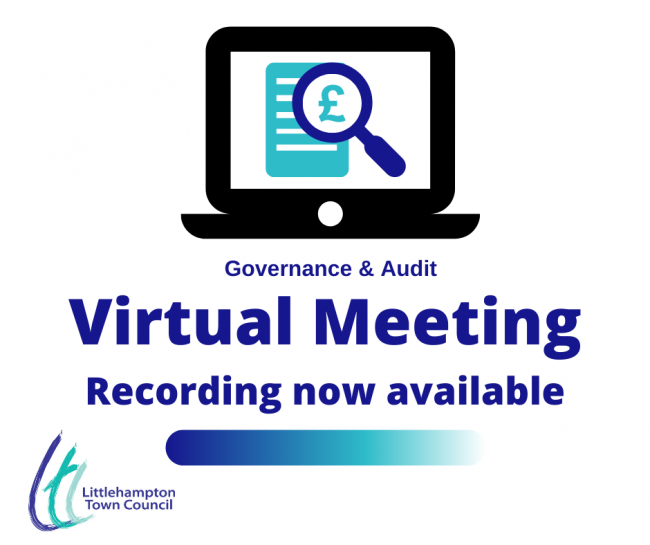Virtual meeting Governance and Audit recording available