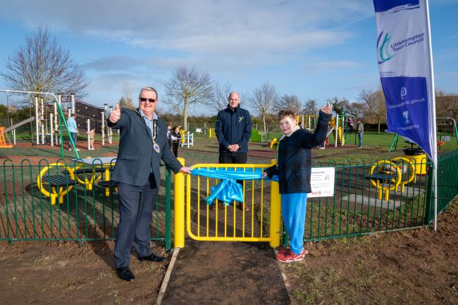 Rosemead Park Launch