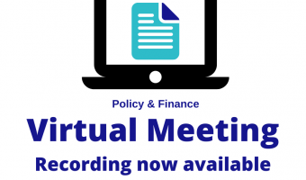 Virtual meeting policy