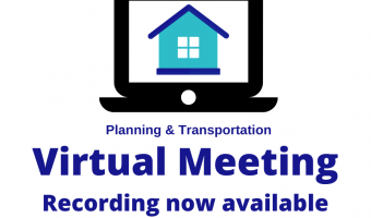 Virtual meeting P&T recording available