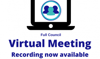full council virtual recording