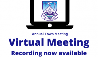 Virtual meeting ATM recording available